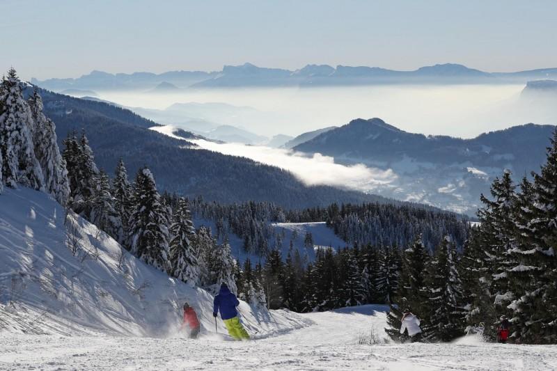 Forfaits de ski au Collet